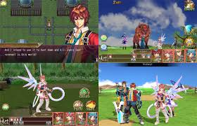 best rpg for android yet another kemco rpg revenant saga is released for android