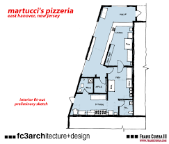 Pizzeria Floor Plan by Fc3architecture U2013 Big Flavor In A Small Package I Love My Architect