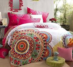 bedding good looking bohemian bedding sets