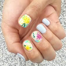 round acrylic nail designs gallery nail art designs