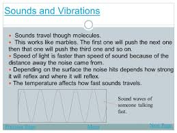 how fast does sound travel images How does the ear work and what is sound the ears click here jpg