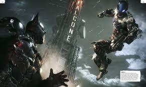 amazon com batman arkham universe the ultimate visual guide