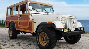 jeep beach logo buy this jeep scrambler with a custom woody body and rule the