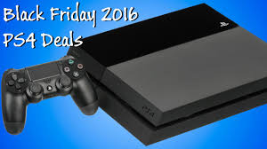 best black friday ps4 deals the best ps4 black friday 2016 gaming deals gamerevolution