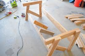 Wood Desk Plans Free by Free Patio Chair Plans How To Build A Double Chair Bench With Table
