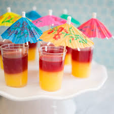 t is for tequila sunrise jello shots