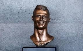 Bust A Nut Meme - cristiano ronaldo statue the best memes reactions