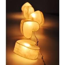 White Paper Lantern String Lights by Paper Lantern String Lights White
