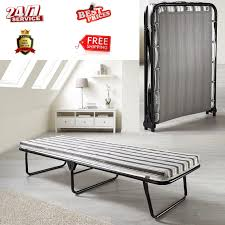 Single Folding Guest Bed Single Folding Guest Bed Breathable Airflow Mattress Fold Up