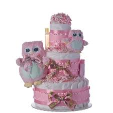 lil baby shower lil baby cakes two owls 3 tier cake
