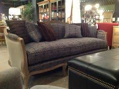 oxford blue leather sofa 4 599 00 cornerstone home interiors www