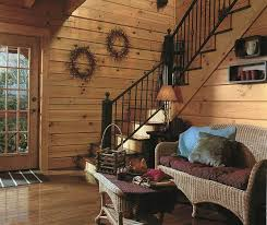 log home interior walls painting log walls inside the effect painted logs might