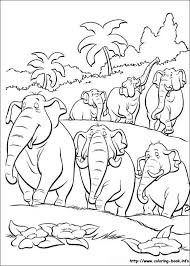 magical jungle pictures gallery jungle coloring book
