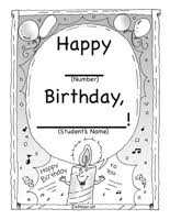 birthdays activities worksheets printables and lesson plans