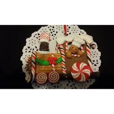 christmas ornaments gingerbread man christmas tree decorations