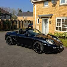porsche boxster 2016 black rimblades ltd on twitter