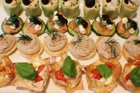 canapes for 13 best canapes for weddings and events images on