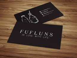 desain kartu nama yang bagus simple studio online desain kartu nama fufluns simplestudioonline com