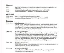 hvac resume samples 10 hvac resume templates free samples