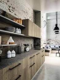 moderne k che best cuisine et bois ideas design trends 2017 shopmakers us