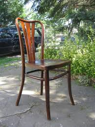 Thonet Vintage Chairs Vintage Dining Chairs From Thonet 1930s Set Of 6 For Sale At Pamono