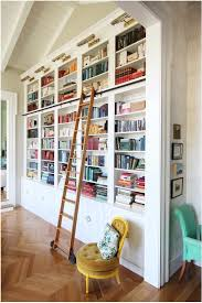 Floor To Ceiling Bookcase Plans Best 25 Bookcase With Ladder Ideas On Pinterest Library Ladder