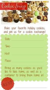 host a cookie swap cookie swap holidays and christmas cookies