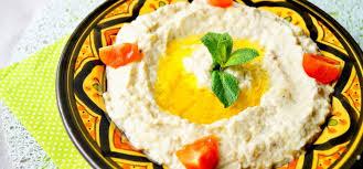 cuisine libanaise traditionnelle baba ghanouj recette libanaise aux délices du palais