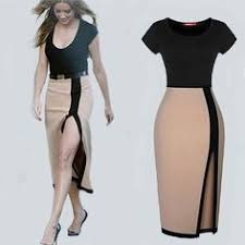 cheap pencil dress buy quality midi dress directly from china