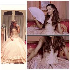 Ariana Grande Costumes Halloween Love Ariana U0027s Grande Dress Music Video