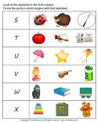 pre k phonics worksheets worksheets