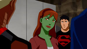 young justice young justice season 1 5 hits targets on cartoon network