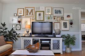 Tv Wall Decor by 5 Tips For Decorating Around A Television Home Stories A To Z