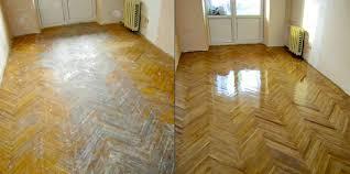how to restore hardwood floors without polishing