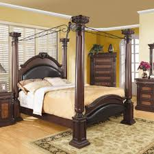 king canopy bed ebay within canopy bed posts home decoration