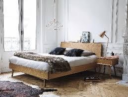 chambre toute chambre toute blanche vintage maisons du monde