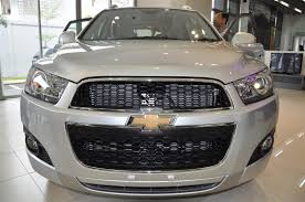 chevrolet captiva 2011 launch 2011 chevrolet captiva rm155 385 20 otr wemotor com
