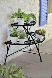 plant stand cool plants outdoor planters stands for outdoors