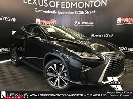 lexus crossover 2017 new 2017 lexus rx 450h f sport series 3 4 door sport utility in