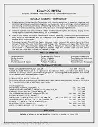Sample Vet Tech Resume by 12 Nuclear Medicine Technologist Resume Sample Xpertresumes Com