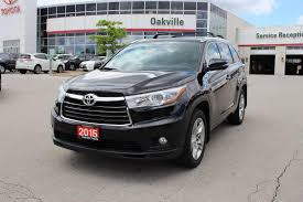 pre owned 2015 toyota highlander limited w navigation panoramic