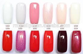 perfect match colors match gel nail polish colors