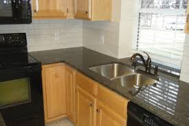 maple cabinets with dark counters mom and dads kitchen backsplash ideas for black granite countertops and maple cabinets
