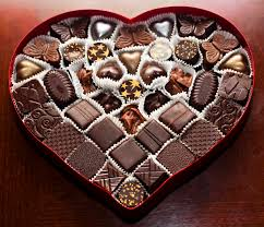 heart shaped chocolate it s s week and not s day chocolate