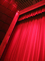 Black Stage Curtains For Sale Best 25 Red Velvet Curtains Ideas On Pinterest Red Curtains