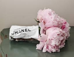 The Pink Peonies by All A Needs Peonies And Chanel Diamonds And Tulle