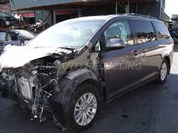 2011 Toyota Sienna Interior Used Oem Toyota Sienna Parts Tls Auto Recycling