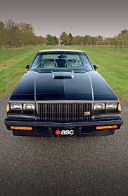 buick supercar the mythical no 547 1987 buick gnx is real and we know where it