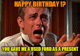 Ford Owner Memes - crying man imgflip