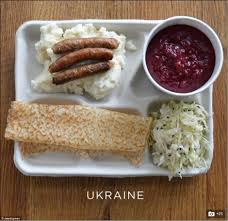 School Lunch Meme - fact check pictures compares u s school lunches to other countries